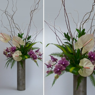 The Tall Structural Bouquet - Click Image to Close