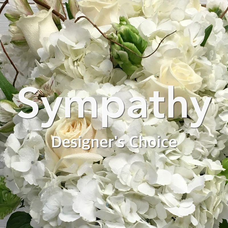 Sympathy Designer's Choice Arrangement