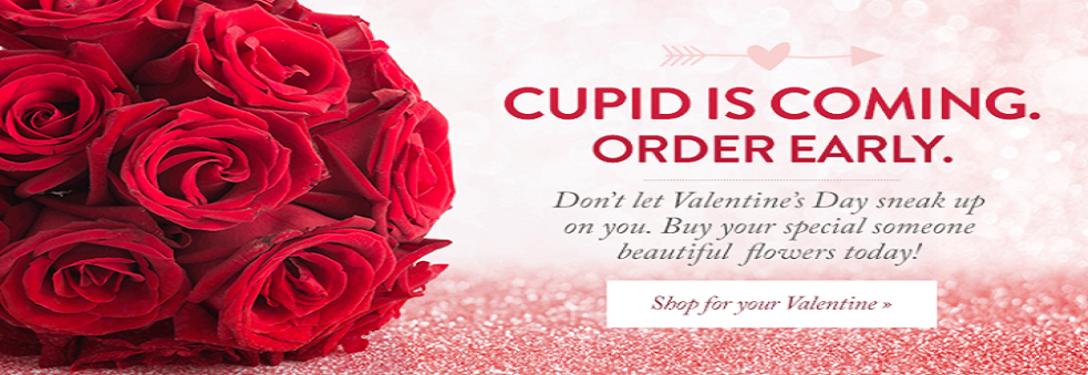 Valentine s Day Order Early
