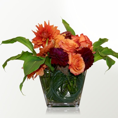 The Vibrant Love Bouquet - Click Image to Close
